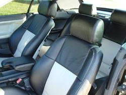 Кожаный салон для вашего автомобиля